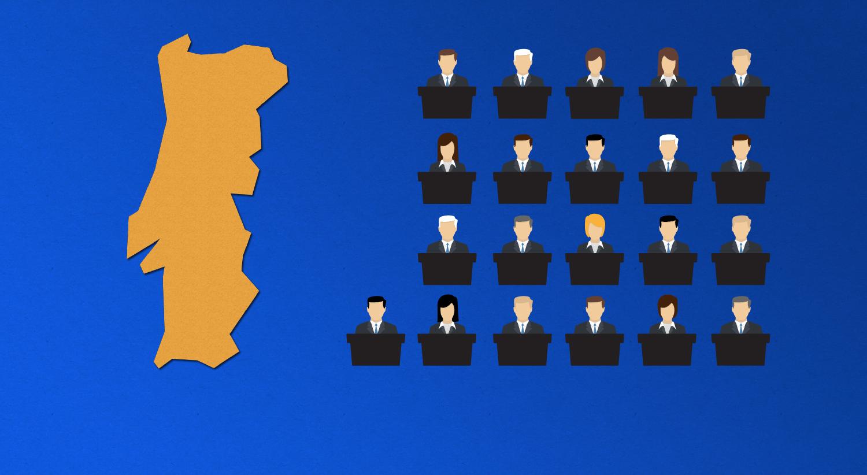 Quantos são os eurodeputados eleitos?