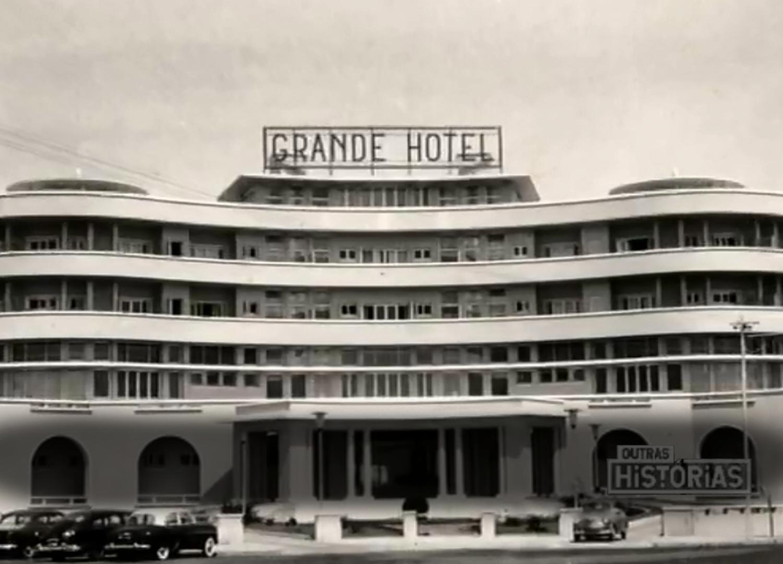 A queda do Grande Hotel