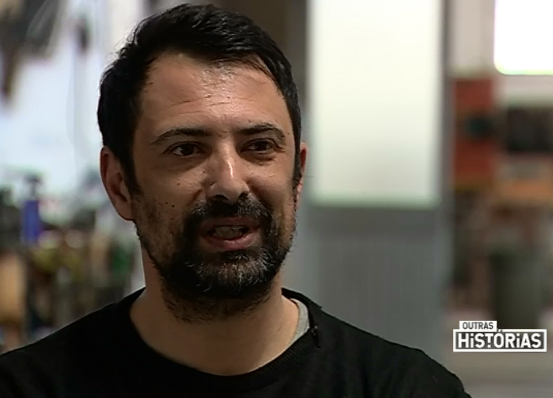 The Bladesmith Paulo Tuna