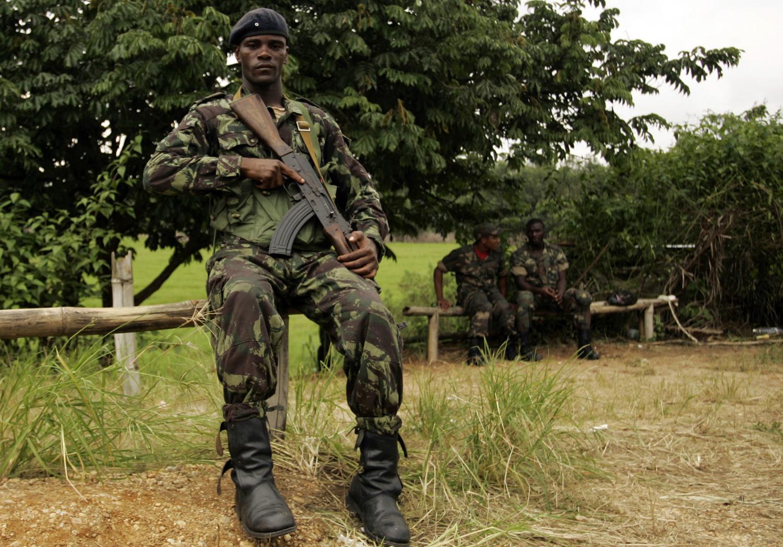 O Delta do Níger em Cabinda